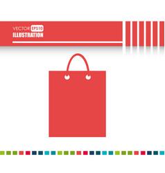 Bag icon design vector