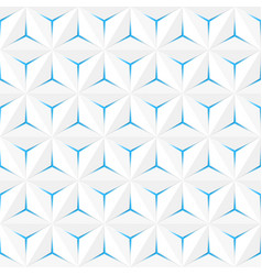 abstract white seamless pattern geometric vector image