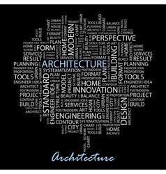 Architecture vector