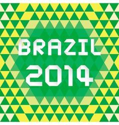 BRAZIL2014 Background1 vector image
