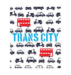 london flag typography t shirt graphics vector image