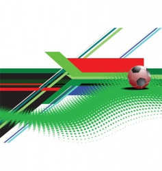 world cup banner vector image vector image