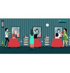 Beauty Salon vector image vector image