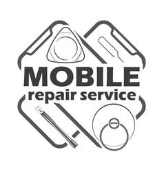 Mobile repair service 1 vector