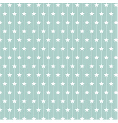 Star seamless pattern background vector