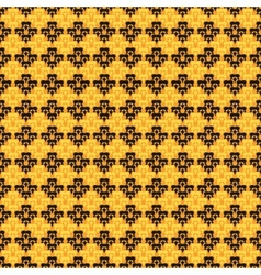 Abstract chinese floral pattern wallpaper vector