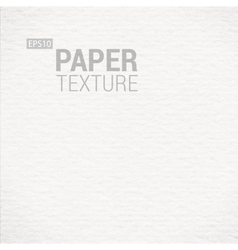 Realistic White Paper Background Texture vector