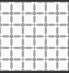 seamless pattern regularly repeating geometric vector image