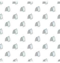 Hood maid pattern cartoon style vector image