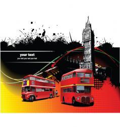 London vector image vector image