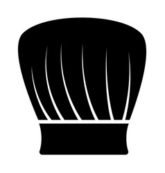 Chef hat icon vector