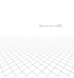 White infinity background vector