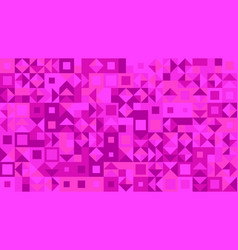 colorful abstract geometrical mosaic pattern vector image