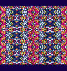 pattern for tiles and fabric vector image