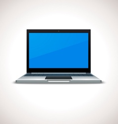 Realistic Laptop vector