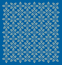 abstract pattern background - geometric cross vector image