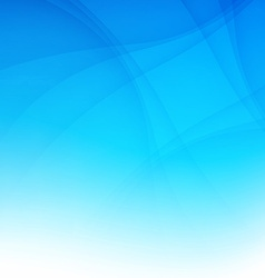 Modern blue smooth background abstraction with vector image