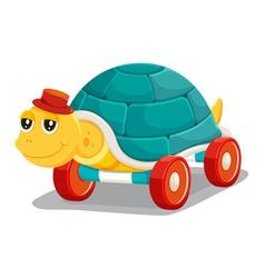 toy tortoise vector image