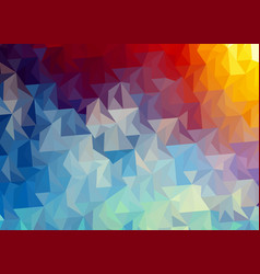 abstract background of fighting two elements of vector image