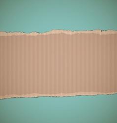 Cardboard Stock vector