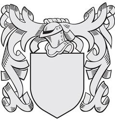 Aristocratic emblem no21 vector