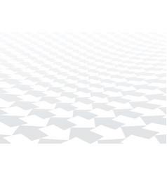 arrows pattern vector image