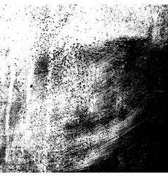 Distressed Brushed Background vector image vector image