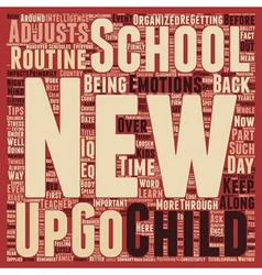 Are You In A School Daze text background wordcloud vector