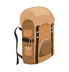backpack-3-2 vector image