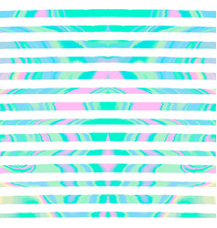 seamless wave pattern linear design on white vector image