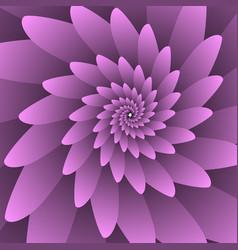 3 d floral modern background wallpaper vector image vector image