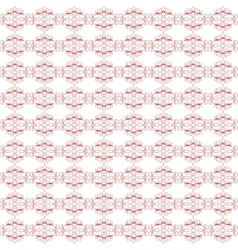 Calligraphic element seamless vector