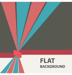 flat background 10 vector image vector image