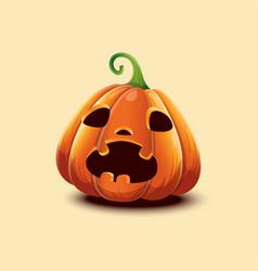 Happy halloween realistic halloween vector