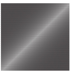 background with seamless circle perforated vector image vector image