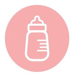 baby bocice lienar4 vector image
