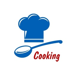 Cooking icon or symbol vector image