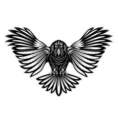 Hawk 4 vector