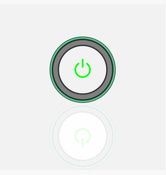 Button on off-13 copy 5 vector