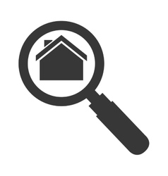 House lupe search vector