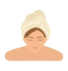 Spa natural relaxation vector