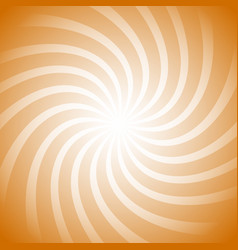 spiral vortex starburst sunburst colorful vector image