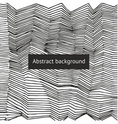 Abstract background with lines vector