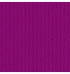 modern purple seamless knitted texture vector image