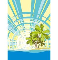 Palms bch 01 02 vector