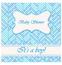 Baby-shower-abstract-background-boy-4 vector