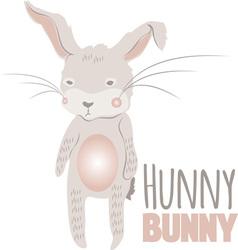Hunny Bunny vector