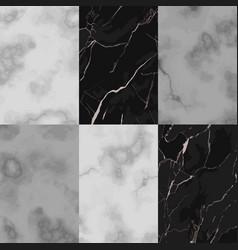 marble brick seamless pattern luxury vector image