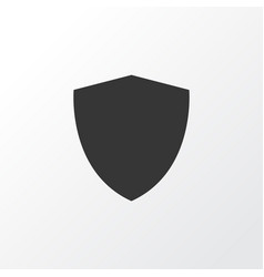 Protect icon symbol premium quality isolated safe vector