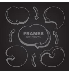 Round framework vector